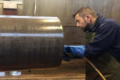 bama pickling steel carbon