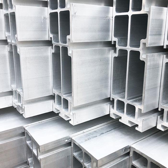 Bama Beizen von Aluminium