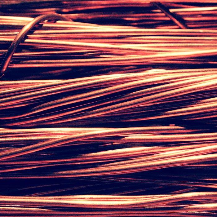 Bama Beizen von Kupfer
